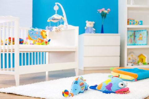 Afla cum poti amenaja camera bebelusului in 5 pasi simpli!