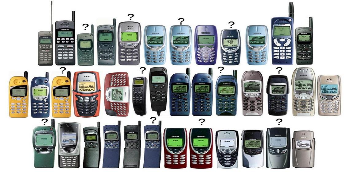 Care au fost cele mai indragite telefoane Nokia?