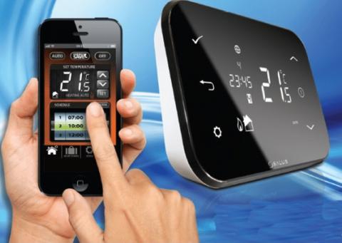 Ce avantaje au termostatele Wifi ?