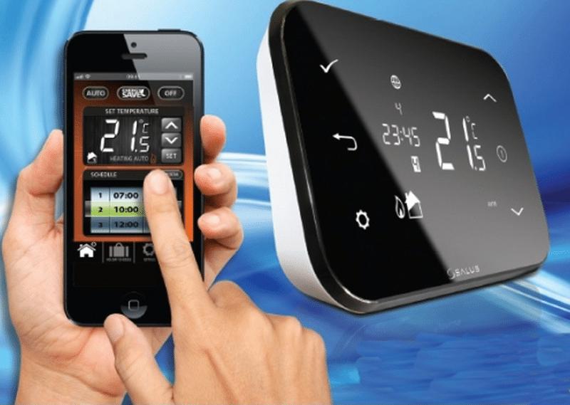 Ce avantaje au termostatele Wifi?