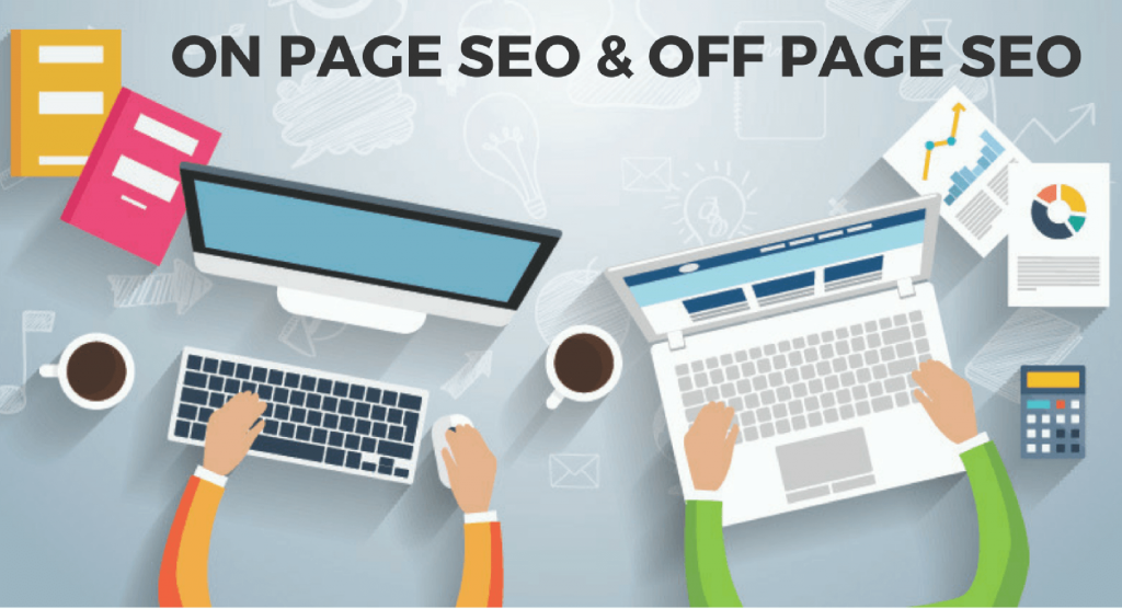Ce este optimizarea on-page si off-page?