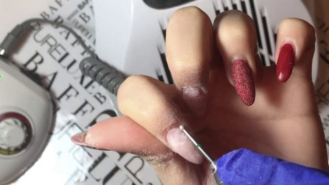 Cum se foloseste corect pila electrica de unghii?