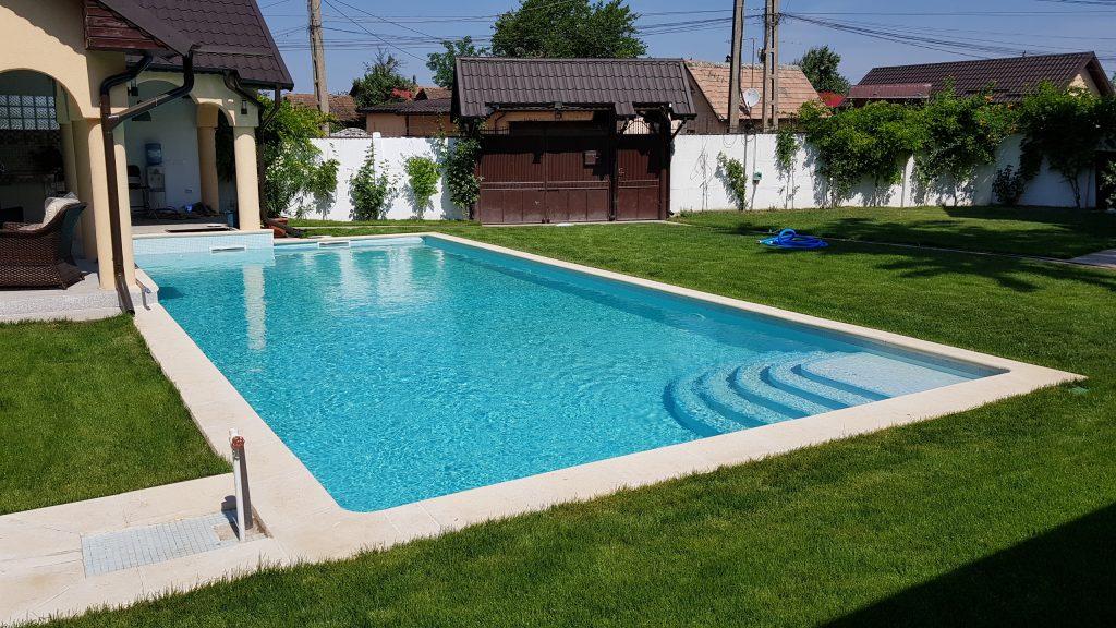 De ce sa alegeti o piscina din beton?