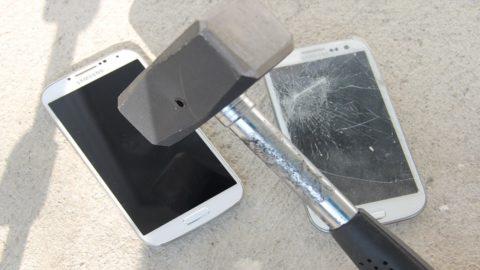 Folia de protectie A + tempered glass pentru Samsung
