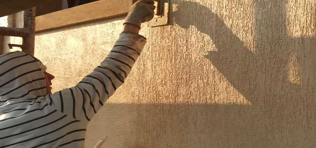Folosirea parului si agregatele de nisip din tencuiala