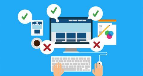 Greseli de web design care iti pot afecta site-ul