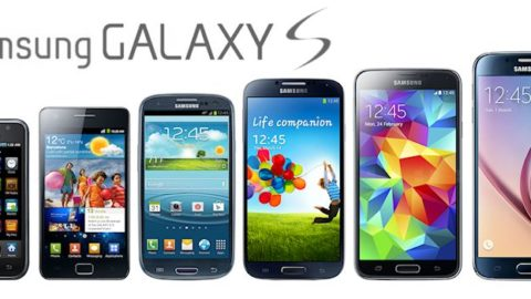 Samsung Galaxy S – prima generatie de smartphone Galaxy