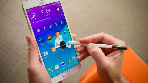 Smartphone-urile din seria Samsung Galaxy Note