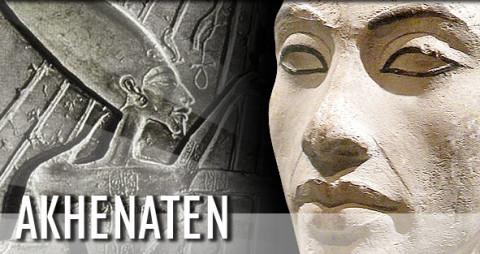 """Tot ce trebuie sa stiti despre Akhenaton (Akhenaten), """"faraonul extraterestru"""" al Egiptului Antic"""