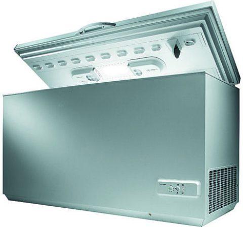 Cel mai bun congelator pentru familii cu copii mici
