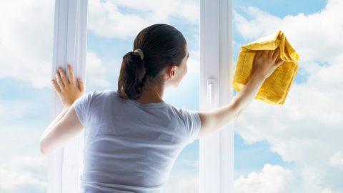 Cu ce sa va curatati geamurile termopan?