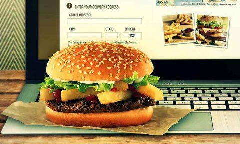 Psihologia ascunsa a comenzilor alimentare pe internet