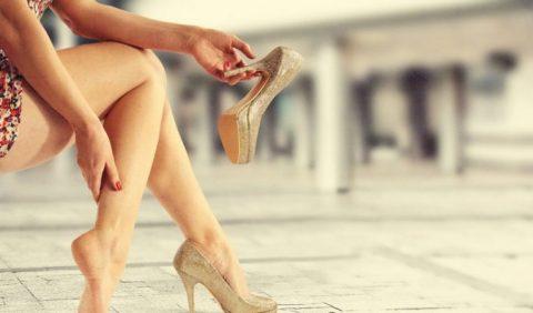 De ce unii pantofi ne provoacă dureri cumplite de picioare? Ce ar trebui să evităm?